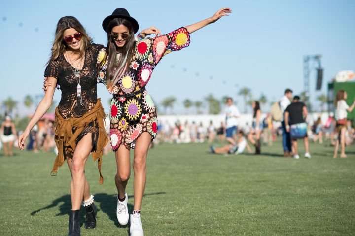 Steal Coachella's Style
