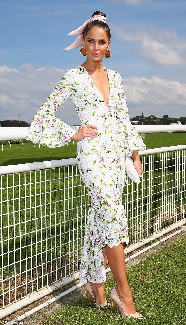 Fashion on the Field: Florals take the Lead!