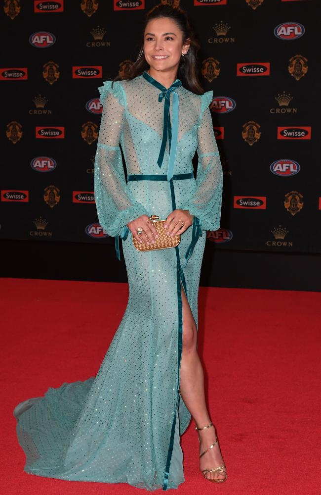The Brownlow Medal Red CarpetRoundup