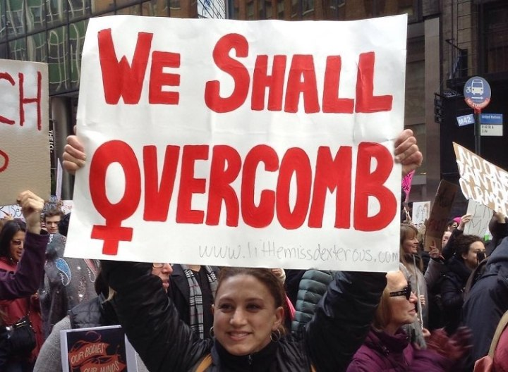 Best Signs from 2018 Women's March