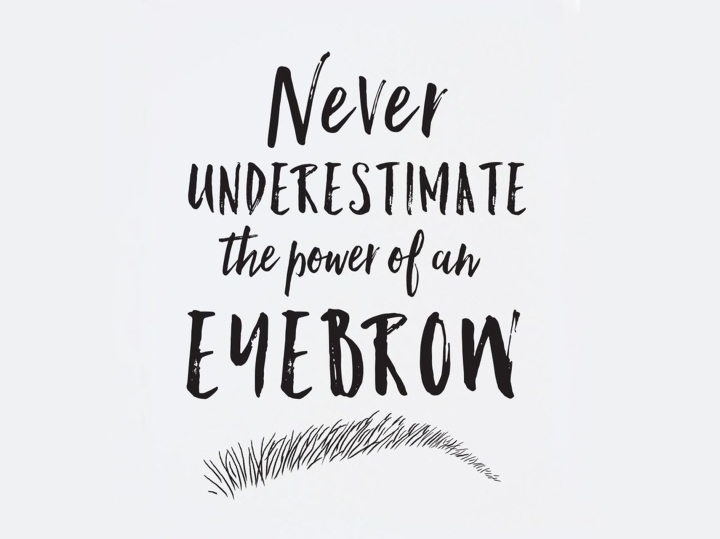 A Feather Touch Brow Experience.