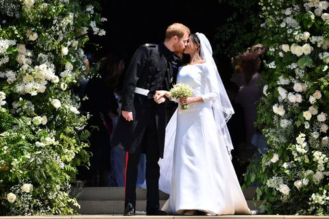 I DO! All About The Duchess Of Sussex's Exquisite Wedding Dress.