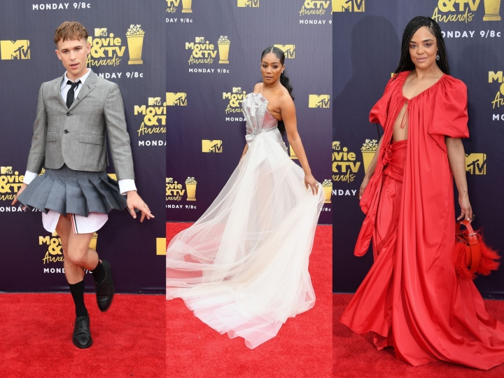 Top 10 Looks: MTV Movie Awards
