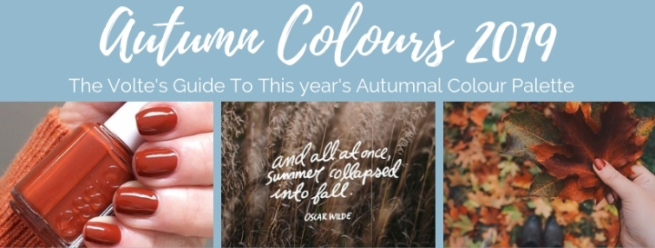 Autumn Colours 2019