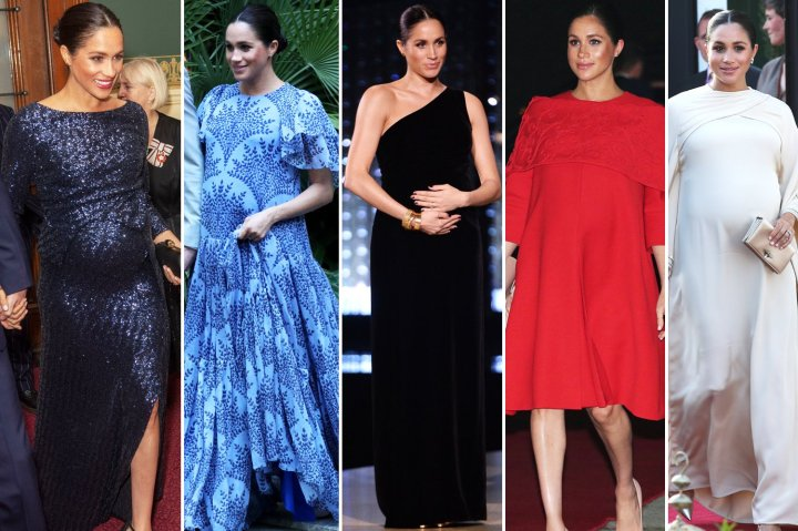 Get Meghan Markle's Maternity Style